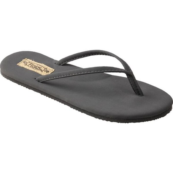 1f3bbca9b Shop Flojos Women s Fiesta Charcoal - On Sale - Free Shipping On Orders  Over  45 - Overstock - 9258654