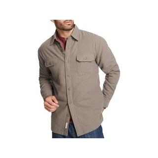 Weatherproof Vintage Mens Jacket Fleece-Lined Casual