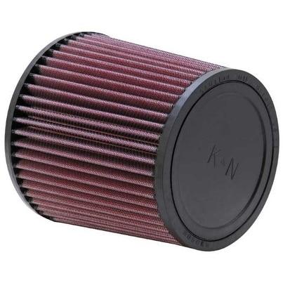 Modquad Air Flow System Replacement K&N Filter YAMAHA YFZ 450 - Black
