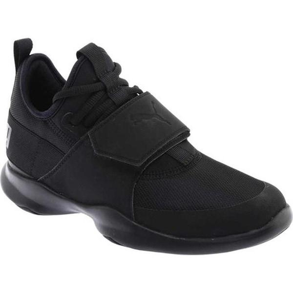 ee27ad2d839 Shop PUMA Women s Dare Trainer PUMA Black PUMA Black - Free Shipping ...