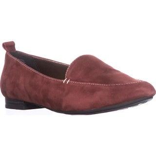 White Mountain Nash Classic Loafers, Paprika