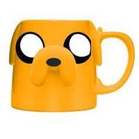Adventure Time With Finn And Jake Figural 16 oz Mug - Multi