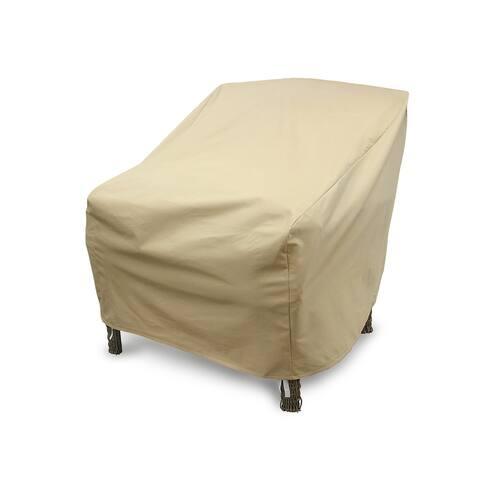 "Modern Leisure Basics Outdoor Patio Chair Cover, 27""W x 34""D x 31""H"