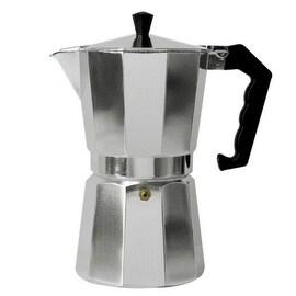 Primula 8933 Aluminum Stovetop Espresso Coffee Makers, 3 Cup