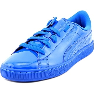Puma Basket Classic   Round Toe Synthetic  Sneakers