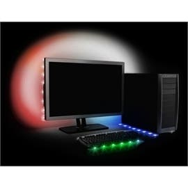Antec Accessory Accent Lighting RGB USB Powered 8 LED Strip Retail