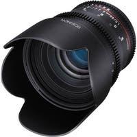 Rokinon DS 50mm T1.5 Cine Lens for Sony E Mount - Black