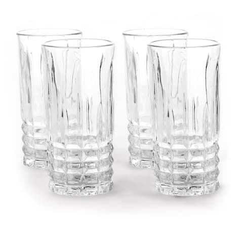 Jewelite 4 Piece 11 oz. Tumbler Set