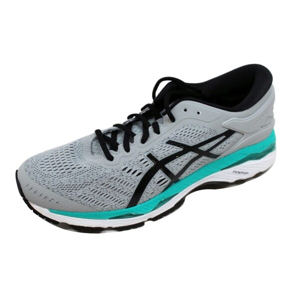 Shop Asics Women's Gel Kayano 24 Mid GreyBlack Atlantis