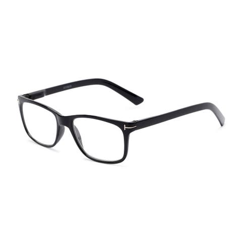 Readers.com The Draper Retro Square Reading Glasses