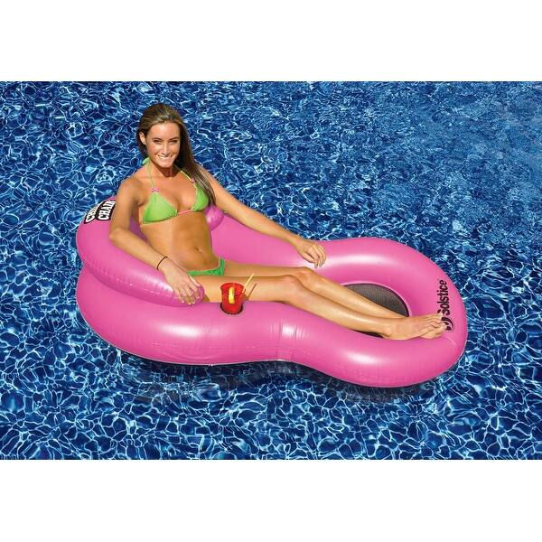 Inflatable Pink \'Chill Chair\