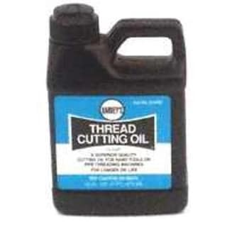 Harvey 016100 Thread Cutting Oil 1 Quarts, Clear