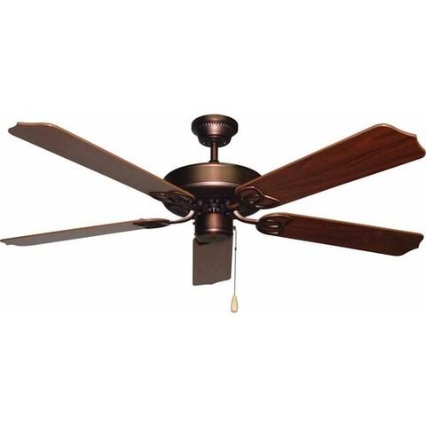 "Volume Lighting V6152 5 Blade 52"" Indoor Ceiling Fan"