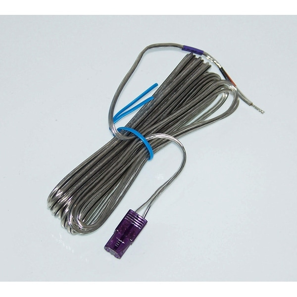 OEM Samsung Subwoofer Speaker Wire Originally Shipped With: HTX40, HT-X40, HTTX55, HT-TX55, HTZ310, HT-Z310