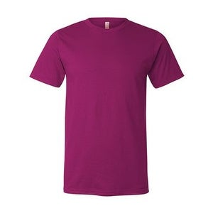 Sustainable T-Shirt - Raspberry - S