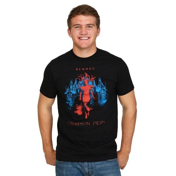 Crimson Peak Beware Teaser Poster Mens T-Shirt