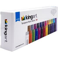 Tempera Paint Stick Set 24/Pkg-