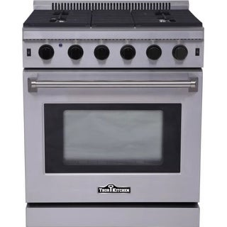 Thor Kitchen LRG3001U 30 Inch Wide 4.5 Cu. Ft. Capacity Freestanding Gas Range w