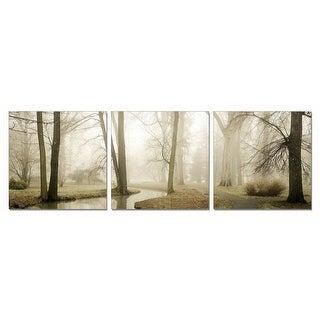 3-Panel Photo On Canvas