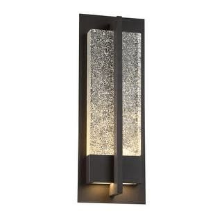 Shop modern forms outdoor lighting discover our best deals at modern forms ws w35520 omni 1 light led ada compliant indoor outdoor wall sconce aloadofball Images