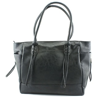 Emilie M. Dawn Tote Deming Group Women Synthetic Tote - Black