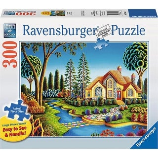 Cottage Dream 300 Piece Jigsaw Puzzle