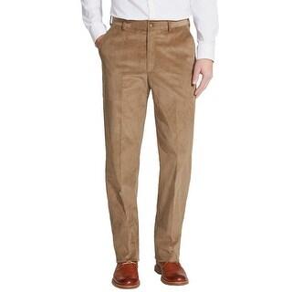 Lauren Ralph Lauren Mens Corduroy Pants 42x32 Camel Cords The Prospect