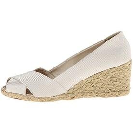 Lauren Ralph Lauren Women's Cecilia Espadrille Wedge Sandals
