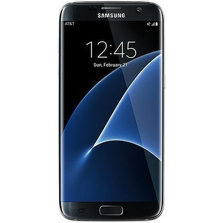 Samsung S7 Edge G935A 32GB AT&T Locked 4G LTE Android Phone w/ 12MP Camera - (Certified Refurbished)