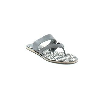 Nine West Lovesmbdy Women's Sandals & Flip Flops Black