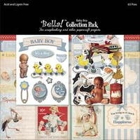 """Baby Boy - Bella! Collection Pack 12""""X12"""""""