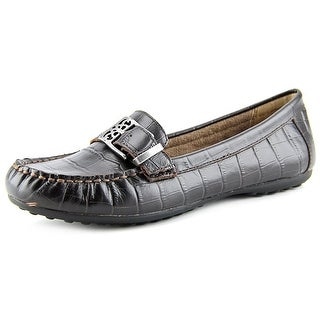 Array Blaze W Round Toe Leather Loafer