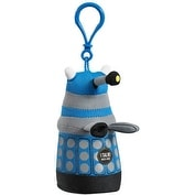 Doctor Who: Mini Talking Plush Clip On: Blue Dalek