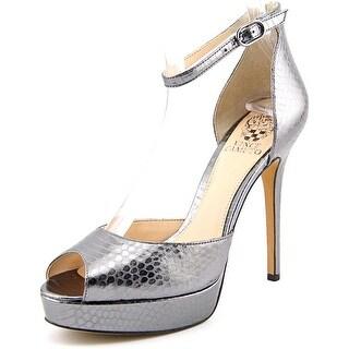 Vince Camuto Lillith 2 Open Toe Leather Platform Sandal