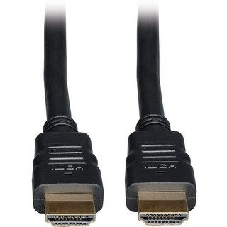 Tripp Lite P569-050 Tripp Lite Standard Speed HDMI Cable with Ethernet Digital Video with Audio (M/M) 50ft - HDMI for