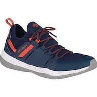 e6e0dd95d3ba Shop Sperry Top-Sider Men s Maritime H2O Bungee Lace Sneaker Navy ...
