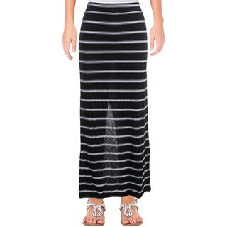 Michael Stars Womens Juniors Hampton Maxi Skirt Casual Full-Length