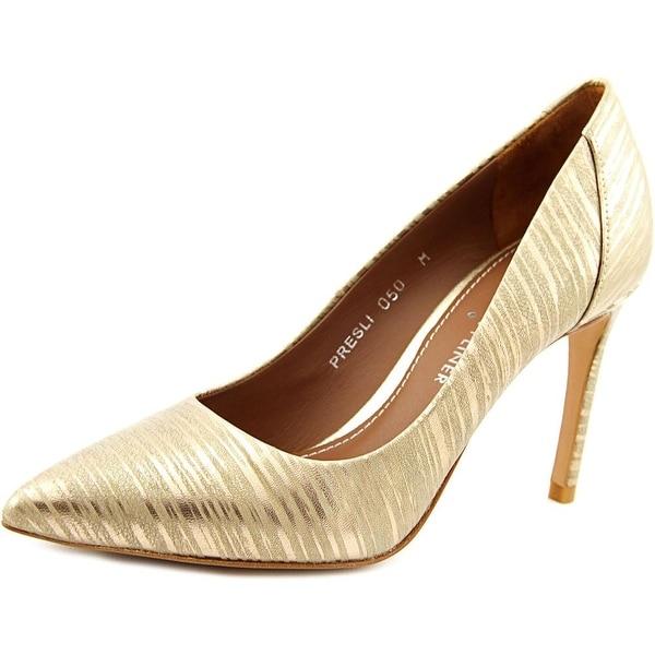 Donald J Pliner Presli Women  Pointed Toe Leather  Heels