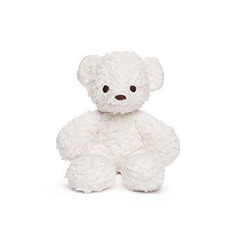 Sherpa Baby Organic Teddy Bear White 12 Inches