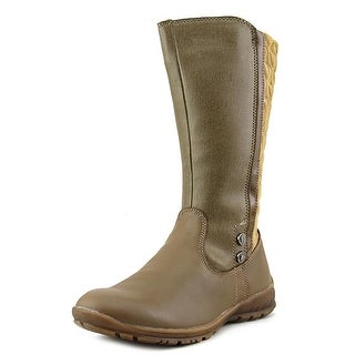 Beeko Lilah Youth Round Toe Synthetic Boot