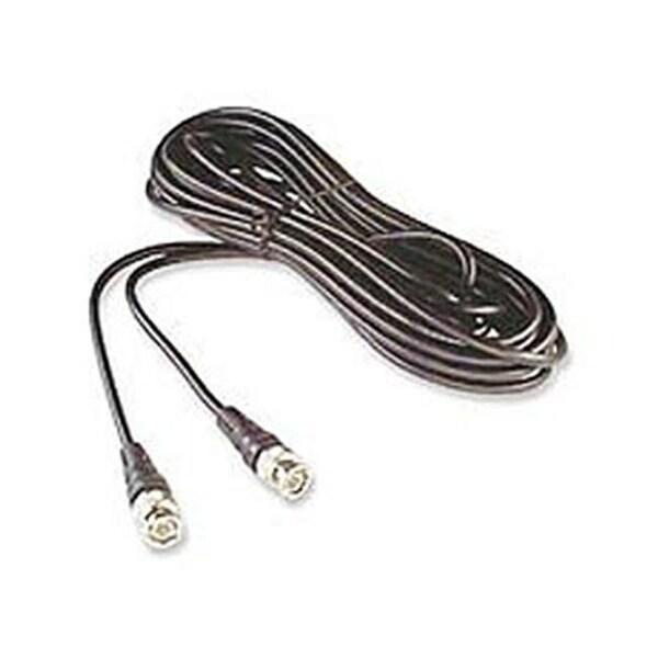 Ziotek 120 5640 50' Coax BNC RG58 Patch Cable