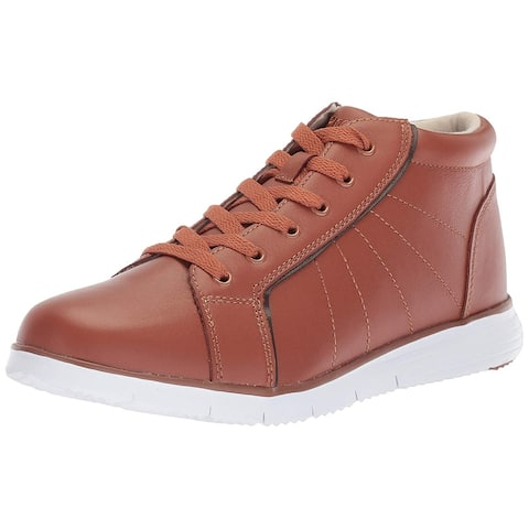 0748e5c2ca3c8 Propét Womens travelfit bootie Hight Top Lace Up Fashion Sneakers
