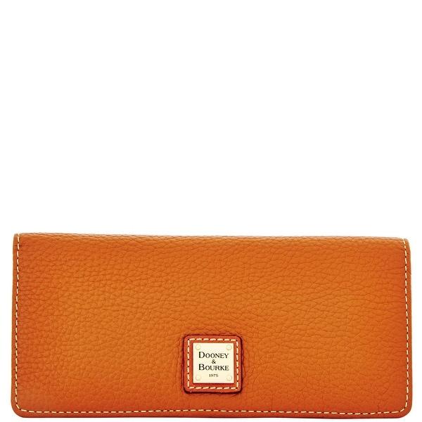 Dooney & Bourke Pebble Grain Slim Wallet (Introduced by Dooney & Bourke at $138 in Jan 2014)