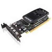 Americas  ThinkStation Nvidia Quadro P1000 4GB with Low Profile
