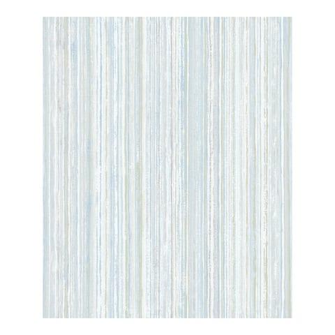 Grace Green Stripe Wallpaper - 21 x 396 x 0.025