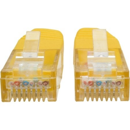 Tripp Lite - 7Ft Cat6 Gigabit Molded Patch Cable Rj45 M/M 550Mhz 24Awg Yellow