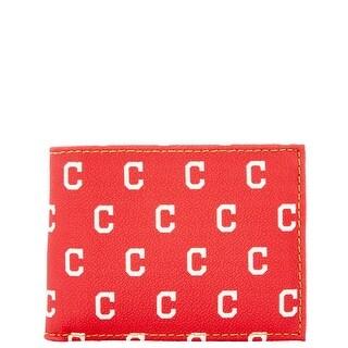 Dooney & Bourke MLB Indians Credit Card Billfold (Introduced by Dooney & Bourke at $68 in Jul 2015)