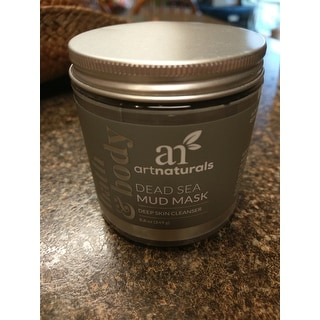 artnaturals 8.8-ounce Dead Sea Mud Mask for Face, Body and Hair