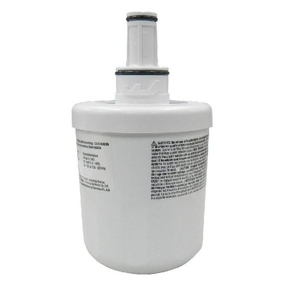Samsung DA29-00003G Aqua-Pure Plus Refrigerator Water Filter, 1 Pack