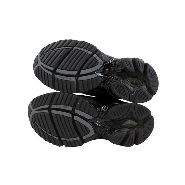 d6a99fef Shop Saucony Women's Grid Omni Walker Wide Black 5261-2 Size ...